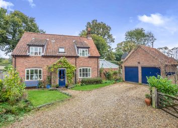 Thumbnail 4 bedroom detached house for sale in Oaklands, Briston, Melton Constable