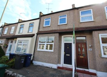 Thumbnail 2 bed terraced house to rent in Brunswick Crescent, New Southgate, London