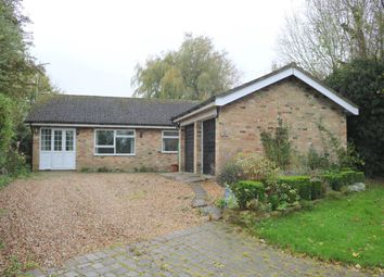 Thumbnail 2 bedroom bungalow to rent in Old House Road, Balsham, Cambridge