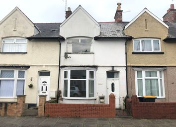 Thumbnail 2 bedroom terraced house for sale in Colne Street, Newport