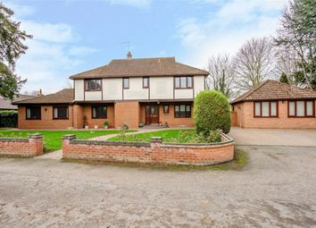 Thumbnail 4 bed detached house for sale in Charles Court, Buckden, St. Neots