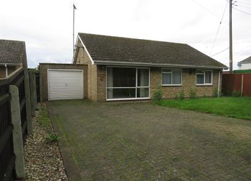 Thumbnail 3 bed detached bungalow for sale in Vicarage Close, Holbeach St. Johns, Spalding