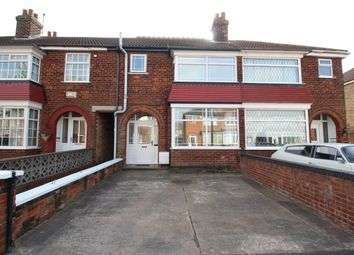 Thumbnail 3 bed terraced house for sale in Campden Crescent, Cleethorpes