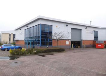 Thumbnail Light industrial for sale in 8, Eastboro Fields, Nuneaton