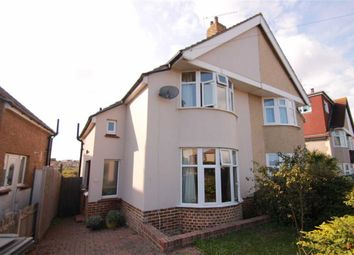 Thumbnail 2 bed semi-detached house for sale in Bexleigh Avenue, St Leonards-On-Sea, East Sussex