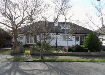 Thumbnail 2 bed semi-detached bungalow for sale in Clinton Avenue, East Molesey