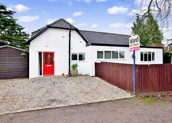 Thumbnail 3 bed detached bungalow for sale in St. Faiths Lane, Bearsted, Maidstone, Kent