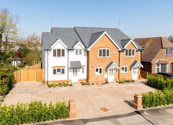 Thumbnail 4 bed end terrace house to rent in Burwood Road, Burwood Park, Hersham, Walton-On-Thames