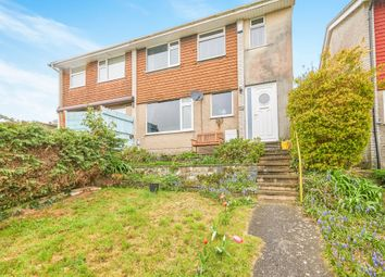 Thumbnail 4 bed semi-detached house for sale in Mortimore Close, Saltash