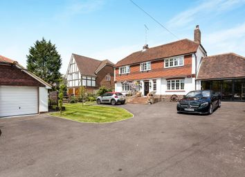 Thumbnail 5 bed detached house for sale in Borers Arms Road, Copthorne, Crawley