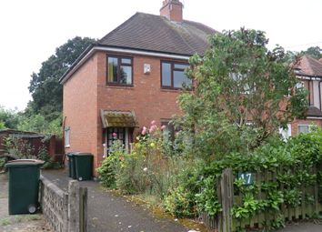 Thumbnail 4 bed semi-detached house to rent in Charter Avenue, Canley, Coventry