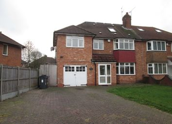 Thumbnail 5 bed semi-detached house to rent in Chesterwood Road, Kings Heath, Birmingham