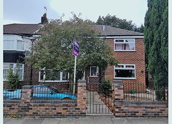 Thumbnail 5 bed semi-detached house for sale in Roslyn Avenue, Urmston
