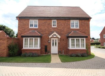 Thumbnail 3 bed detached house for sale in Golden Nook Road, Cuddington, Northwich