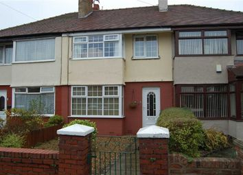 Thumbnail 2 bedroom terraced house for sale in Durban Avenue, Crosby, Liverpool