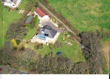 Thumbnail 4 bed detached bungalow for sale in Shute, Axminster