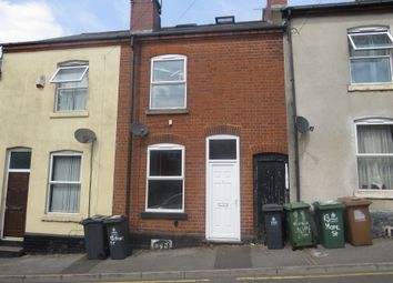 Thumbnail 3 bed terraced house for sale in Hope Street, Walsall