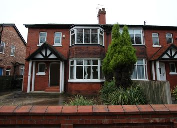 Thumbnail 4 bed semi-detached house to rent in Wilmslow Road, Cheadle
