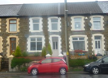 Thumbnail 4 bed terraced house to rent in Bryn-Bedw Street, Blaengarw, Bridgend