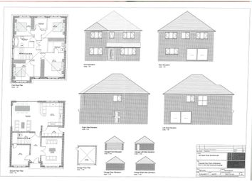 Thumbnail 4 bed detached house for sale in Allport Road, Bromborough, Wirral