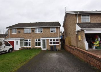 Thumbnail 3 bed semi-detached house to rent in Bearlands, Wotton-Under-Edge