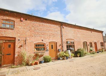 Thumbnail 3 bed barn conversion for sale in Cash Lane, Eccleshall, Stafford