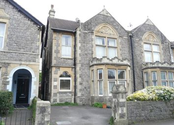 Thumbnail 1 bed flat for sale in Neva Road, Weston-Super-Mare, North Somerset