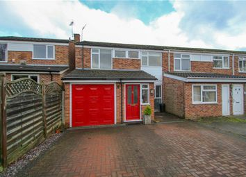Thumbnail 3 bedroom semi-detached house for sale in Holly Hedge Close, Frimley, Camberley, Surrey