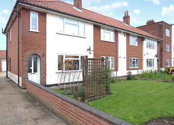 Thumbnail 2 bed flat for sale in Patricia Road, Norwich