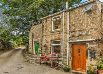 Thumbnail 2 bedroom cottage for sale in Well Hill, Honley, Holmfirth