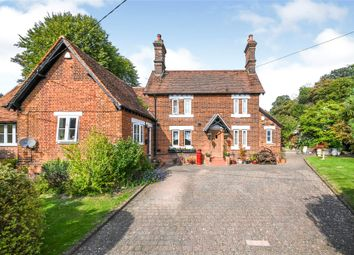 School Lane, Abbess Roding, Ongar, Essex CM5. 4 bed detached house