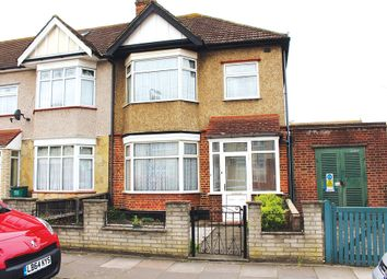 Thumbnail 3 bedroom end terrace house for sale in Montpelier Gardens, Chadwell Heath