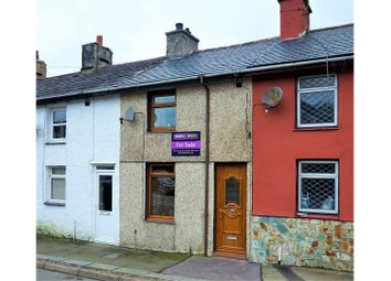 Thumbnail 2 bed terraced house for sale in Tre Ddafydd, Pen Y Groes