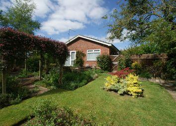 Thumbnail 3 bed detached bungalow for sale in Douglas Close, Halesworth