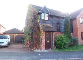 Thumbnail 3 bed semi-detached house to rent in Lower Meadow, Cheshunt, Waltham Cross