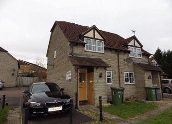 Thumbnail 2 bedroom terraced house to rent in Ferndene, Bradley Stoke, Bristol