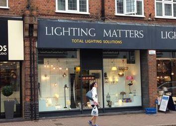 Thumbnail Retail premises to let in 79, Packhorse Road, Gerrards Cross, Buckinghamshire
