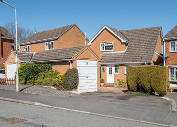 Thumbnail 3 bed detached house for sale in Malvern Avenue, Shepshed, Loughborough