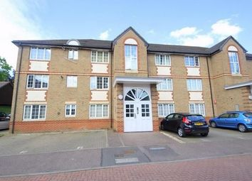 Thumbnail 1 bedroom flat to rent in Cunard Crescent, London