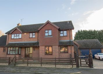 Thumbnail 5 bed detached house for sale in William Hill Drive, Bierton, Aylesbury