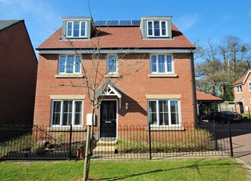 Thumbnail 5 bed detached house for sale in Prospect Road, Southampton
