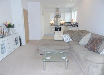 Thumbnail 1 bed flat to rent in Paget Road, Penarth