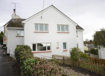 Thumbnail 2 bed semi-detached house for sale in Ivy Cottages, Hennock, Bovey Tracey, Newton Abbot
