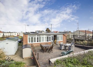 Thumbnail 3 bed detached bungalow for sale in The Beach, Snettisham, King's Lynn