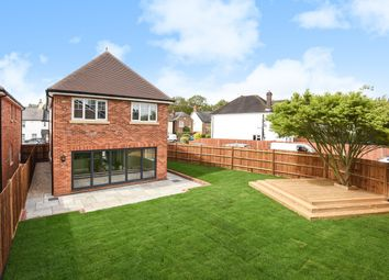 Thumbnail 5 bed detached house for sale in Chobham Road, Knaphill, Woking