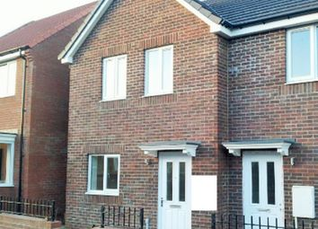 Thumbnail 3 bed end terrace house for sale in Redworth Mews, Ashington