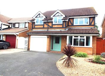 Thumbnail 4 bed detached house to rent in Maplin Park, Langley, Slough