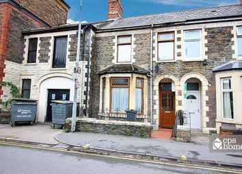 Thumbnail 3 bed terraced house for sale in Mackintosh Place, Roath, Cardiff