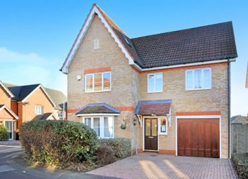 Thumbnail 6 bed detached house for sale in Ascott Way, Newbury