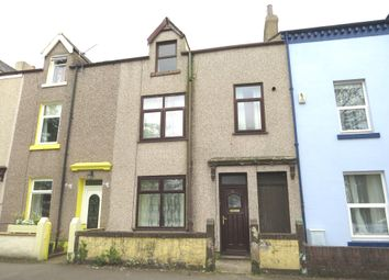 Thumbnail 4 bed terraced house for sale in Crossfield Road, Cleator Moor, Cumbria